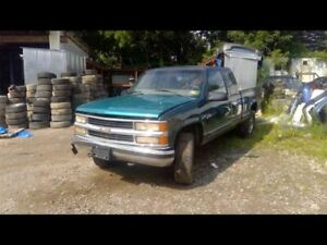 Manual Transmission 4wd Opt M50 Fits 96 98 Chevrolet 1500 Pickup 619395