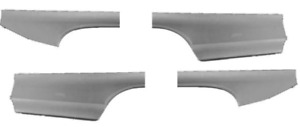 Pontiac Bonneville Catalina Grand Prix Ventura Quarter Panel Set 1967 1968