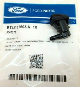 2011 2014 Ford Edge Windshield Washer Nozzle Spray Jet Oem Bt4z 17603 A