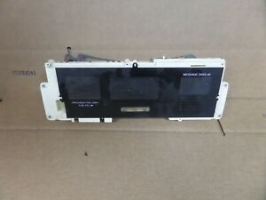 1988 88 Lincoln Continental Speedometer Instrument Cluster Digital Unknown Miles