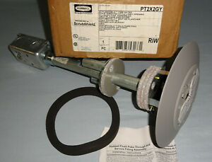 Hubbell Pt2xgy Poke Thru Floor Receptacle Fire Rated New