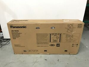 Panasonic Electronic Whiteboard 64 Ub 5835 Brand New Sealed