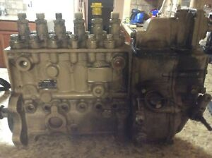 Used Core For Fuel Injection Pump P7100 0402736864 7661300259 Cummins 6bt