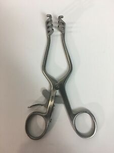 Pilling 165360 Weitlaner Retractor 3 X 4 Blunt Teeth 5 5