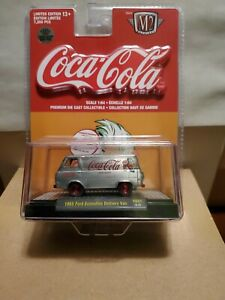 M2 Coca Cola RAW 1965 Ford Econoline Delivery Van Chase 1/250