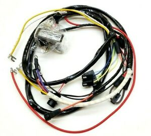 Engine Wiring Harness 1969 Corvette 69 350 427