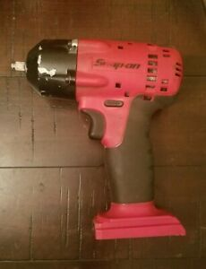 Snap On Tools Ct4418 3 8 Impact Wrench 18volt Bare Tool