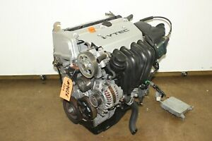 02 03 04 05 06 Honda Crv 2 0l I vtec Dohc Engine Replacement 2 4l Jdm K20a K24a