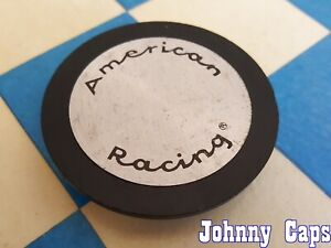 American Racing Wheels 81 Used Black Center Cap 89 8032 Custom Cap qty 1
