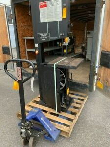 Dayton 6y942d 18 Vertical Wood metal Cutting Bandsaw Excellent Condition