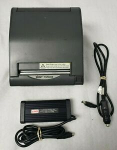 Star Tsp 800ii Pos Printer W 12v Plug In Vehicle Power Adapter