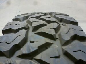 Lt285 70r17 Goodyear Fierce Attitude M t 70r R17 Single Tire 14320