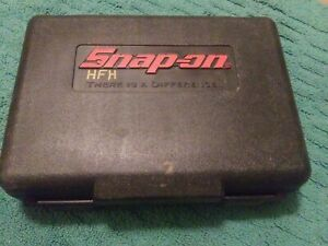 Snap On Tools Ct6850 Case Only For 18v Cordless Impact Driver Gun