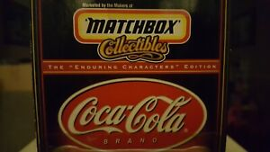 Matchbox Collectibles Coca-Cola