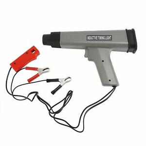 Engine Ignition Inductive Timing Light Advance Timing Light Ignite Test Tool New