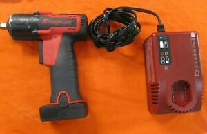Snap on Ct761a 14 4v 3 8 Dr Microlithium Cordless Impact W 1 Battery charger