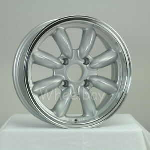 1 Pc Only Rota Wheel Rb 15x6 25 4x108 Rs Big Cap
