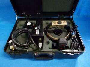 Keeler All Pupil Ophthalmoscope W control Power Case
