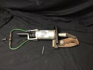 Hurst Jaws Of Life Hydraulic Cutter Cutting Tool Fire Rescue