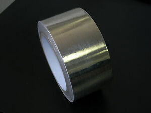 Tin Coated Copper Tape 2 Inch Wide By 50 Feet