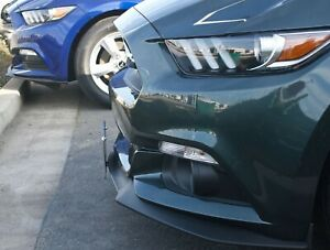 Quick Release Front License Plate Bracket For Ford Mustang 2015 2017 Brand New