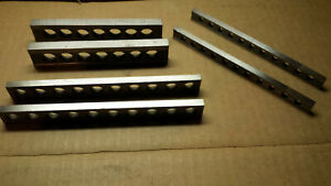 3 Sets Of Toolmaker Hardened And Ground Grinding Parallels