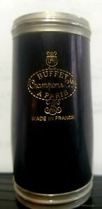 Buffet R13 Clarinet Barrel- 66mm- For Bb  clarinet- Excellent Condition