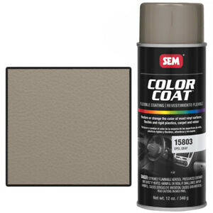 Sem 15803 Opel Gray Color Coat Vinyl Paint