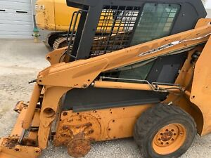 Read First Loader Arms Might Fit 410 420 420ct Case Skid Steer