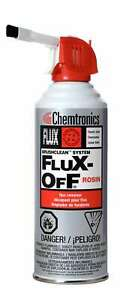 Chemtronics Es1035b Flux off Rosin Flux Remover Brush Clean System
