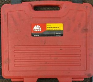 Mac Tools Harmonic Balancer Puller Installer Set Hb531a cr