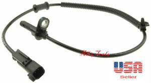 Abs Wheel Speed Sensor Rear Left Or Right Fit Ford Mustang 2011 2014