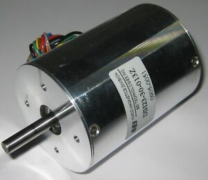 Bei 3 Phase Brushless Dc Motor Bldc 6 59 V 5270 Rpm 4 Poles 50 7a Max