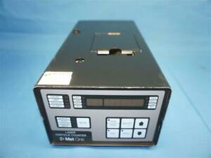 Met One 237b Laser Particle Counter