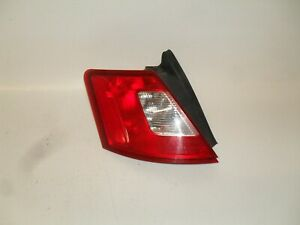 2010 2011 2012 Ford Taurus Driver Lh Left Side Halogen Tail Light Oem A0268