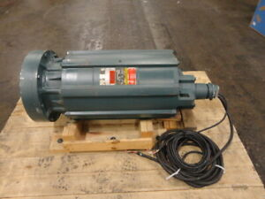Baldor Reliance S36 a000 0114 Submersible Water sewer Pump Electric Motor 20 Hp