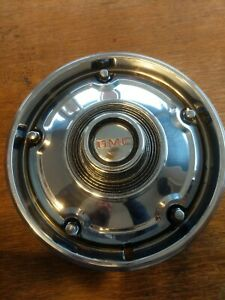 Vintage 67 72 1973 1979 Truck 15 Hub Caps For Gmc Chevy