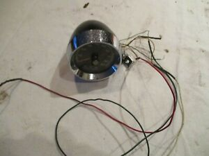 68 69 70 Olds Ford Chevy Dodge Rac Electronics 9000 Rpm 3 1 2 Tachometer Drag