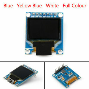 0 95 0 96 I2c Iic Serial Display Module 128 64 Full Color 7pin Oled For