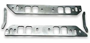 Moroso Intake Manifold Spacers For Tall Deck 0 400 Chevy Big Block 65090