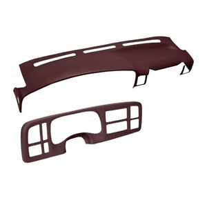 Coverlay Maroon Dash Cover Instrument Panel 18 597c Mr For 99 07 Chevy Gmc