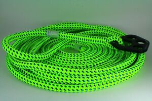 Arborist Srt Basal Anchor Sling Tachyon Rope With 30kn Fusion 4 Hole Plate