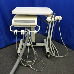 Pelton Crane Spirit Ec Dental Delivery Cart