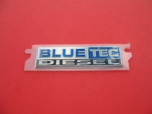 2009 09 Dodge Ram 2500 3500 Blue Tech Diesel Emblem Logo Badge Sign Decal B4024