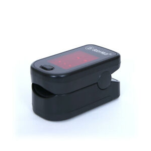 Bodymed Fingertip Pulse Oximeter Heart Rate And Oxygen Monitor Portable