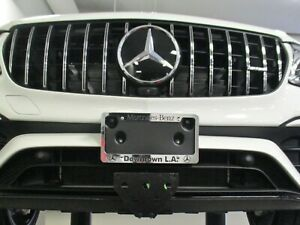 Quick Release License Plate Bracket For Mercedes Amg Glc 63 S Coupe suv 2019 New