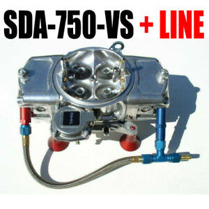 Screamin Demon Sda 750 vs Carburetor Vacuum Secondaries With Line Kit In Stock