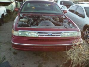 Speedometer Analog Head Only Mph Fits 96 97 Crown Victoria 158330