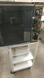 Turbofan Commercial Bakbar Oven E32 Good Condition With Trays