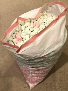 13 Gallon Bag Of Stryofoam Packing Peanuts Recycled Material